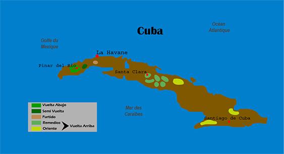 Ile de Cuba
